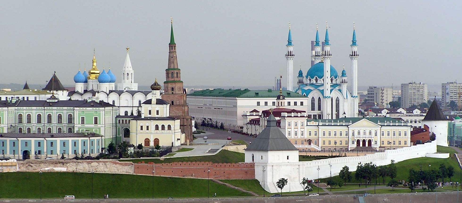 Такси из Челнов в Казань